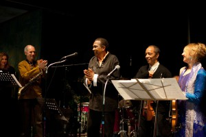 Carman Moore and Skymusic Ensemble