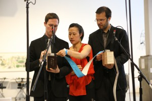 "ICE members playing ""Mobius"" by Phyllis Chen and Robert Dietz"