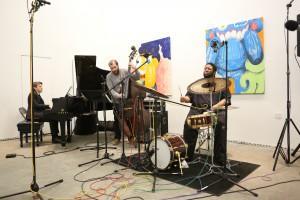 Tyshawn Sorey Trio